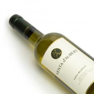 Vino blanco cítrico y dulce Venta d'Aubert garnacha blanca y chardonnay-Agustin Delicatessen