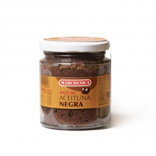 Paté de olivas negras Marchenica-Agustín Delicatessen